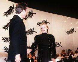 Krystyna Janda w Cannes