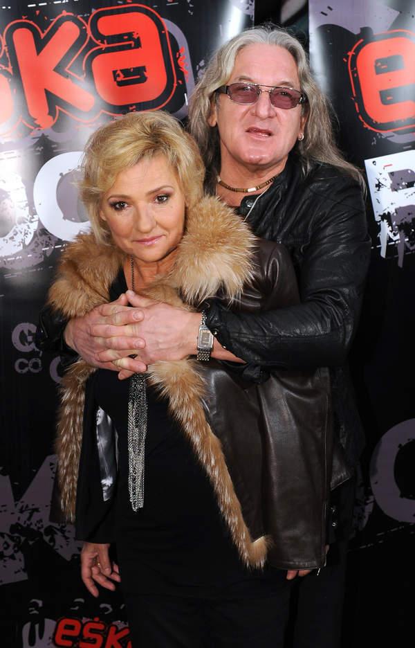 Krystyna Markowska i Grzegorz Markowski