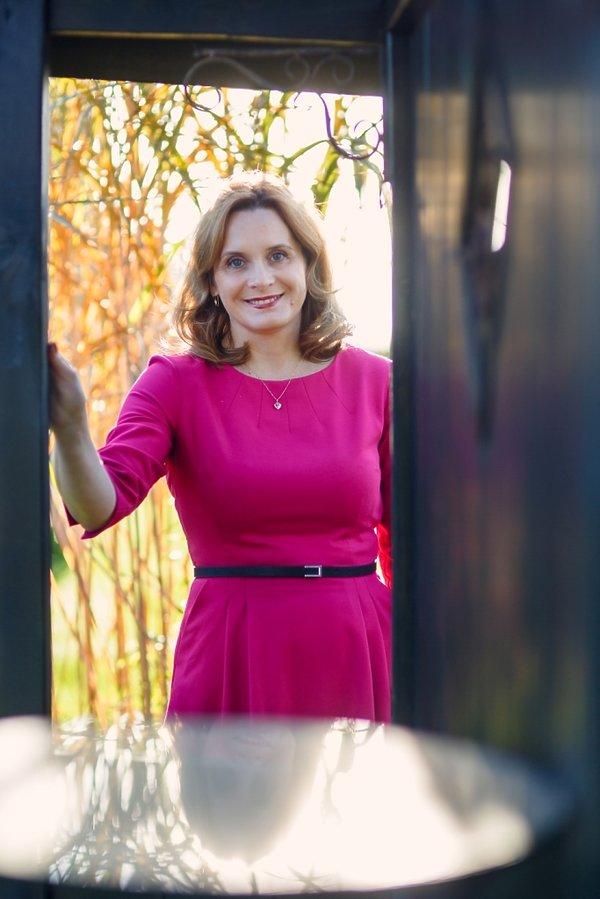 Krystyna Mirek, pisarka, autorka książki Tylko jeden wieczór