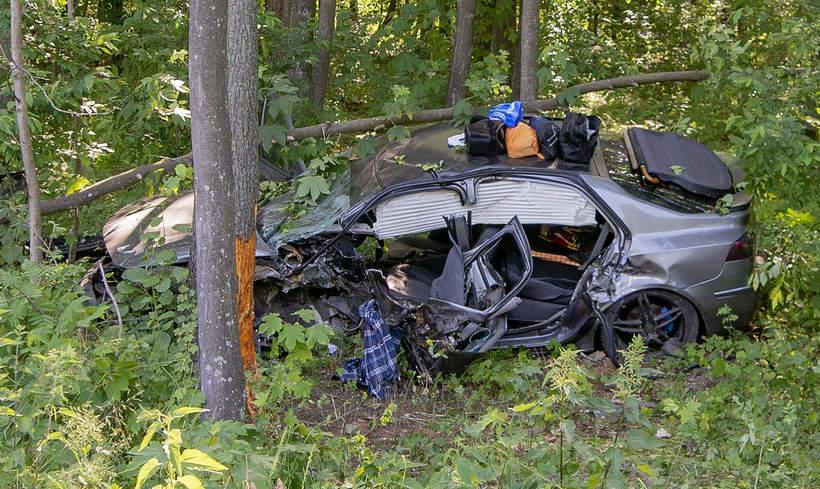 Krzysztof Chromiński zmarł, miejsce wypadku