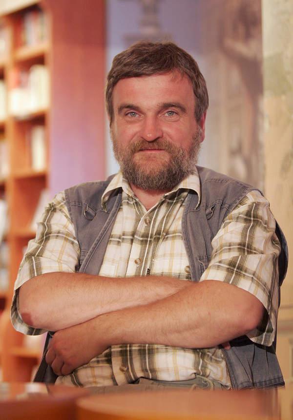 Krzysztof Dzierma, co robi ulubiony bohater U Pana Boga w ogródku
