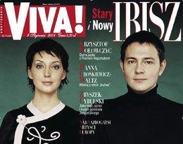 Krzysztof Ibisz i Anna Ibisz z dzieckiem na okładce Vivy!