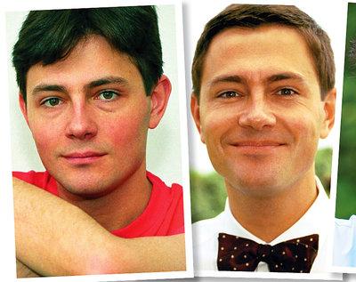 Krzysztof Ibisz metamorfoza