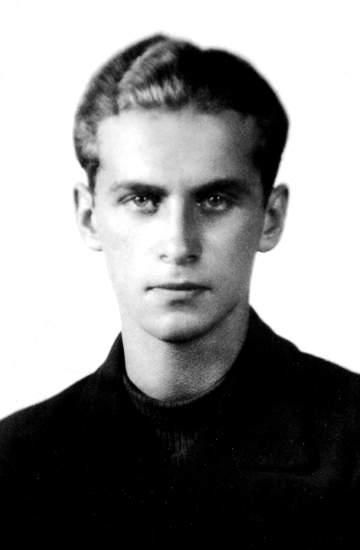 Krzysztof Kamil Baczyński, II klasa liceum, 1939