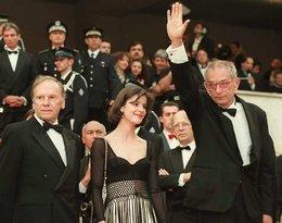 Krzysztof Kieślowski w Cannes
