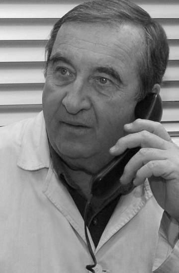 Krzysztof Kowalewski w Daleko od noszy