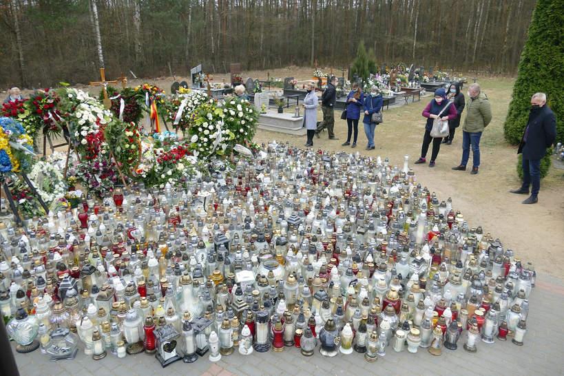 Krzysztof Krawczyk nie żyje, grób Krzysztofa Krawczyka, tak wygląda Grób Krzysztofa krawczyka