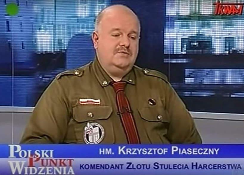 Krzysztof Piaseczny, brat Andrzeja Piasecznego, zdjęcie
