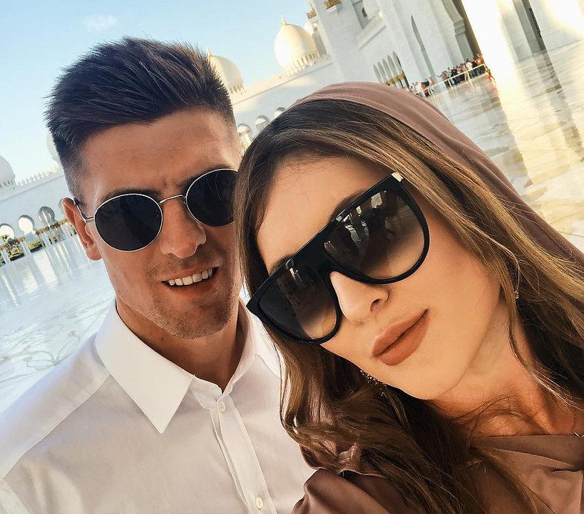 Krzysztof Piątek i Paulina Piątek 2019