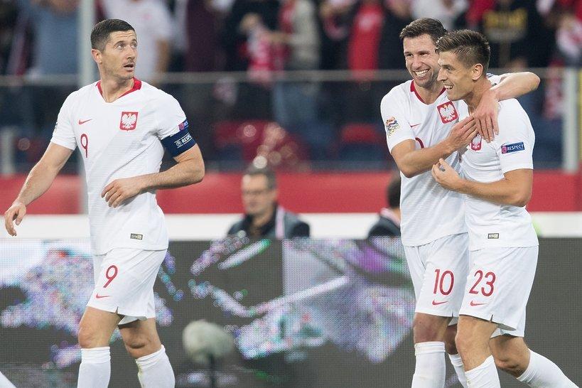 Krzysztof Piątek, Krychowiak, Lewandowski