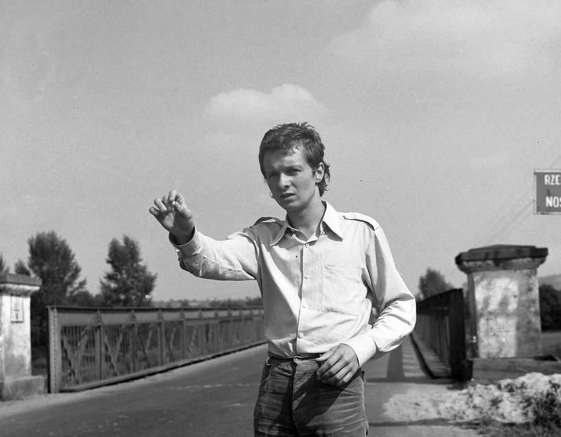 Krzysztof Stroiński, Szklana Kula, 1972