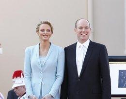 Książę Albert II, Charlene Wittstock