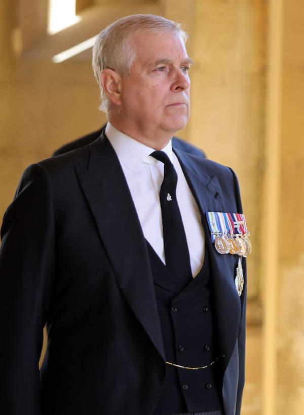 Książę Andrzej, 2021