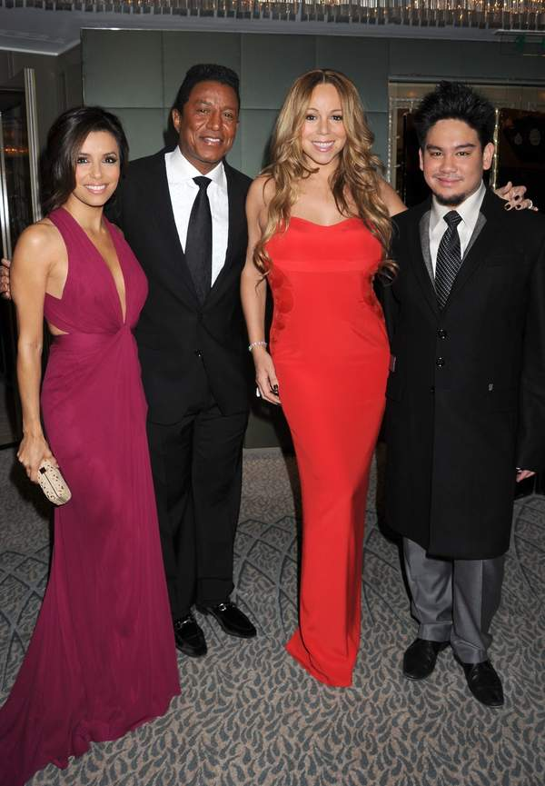 Książę Azim, Mariah Carey