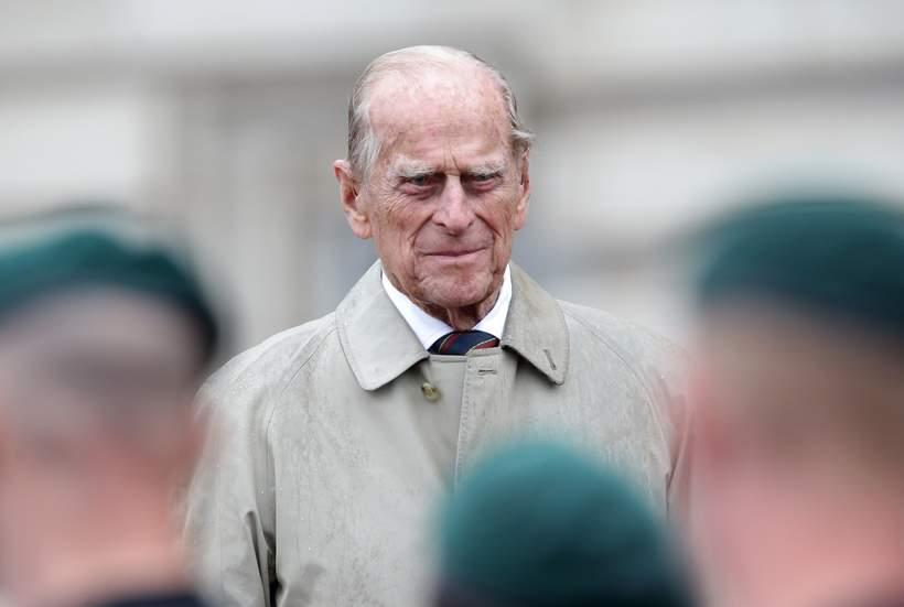 książę Filip ma infekcję, oświadczenie pałacu