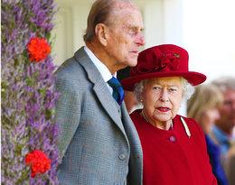 Królowa Elżbieta II i książę Filip nie pojawili sięna chrzcie księcia Louisa! Znamy powód