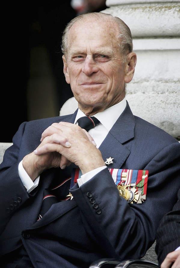 książę Filip śmierć