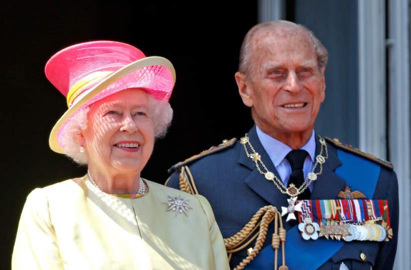 książę Filip żona