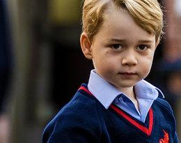 Czy mały książę George będzie musiał zmienić szkołę? Uczniowie i nauczyciele mają przez niego dużo problemów...