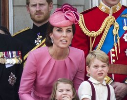 Książę George i księżniczka Charlotte, księżna Kate