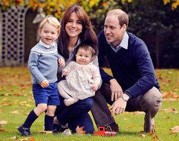 Książę George, księżna Kate, księżniczka Charlotte, książę William HN N DESKTOP