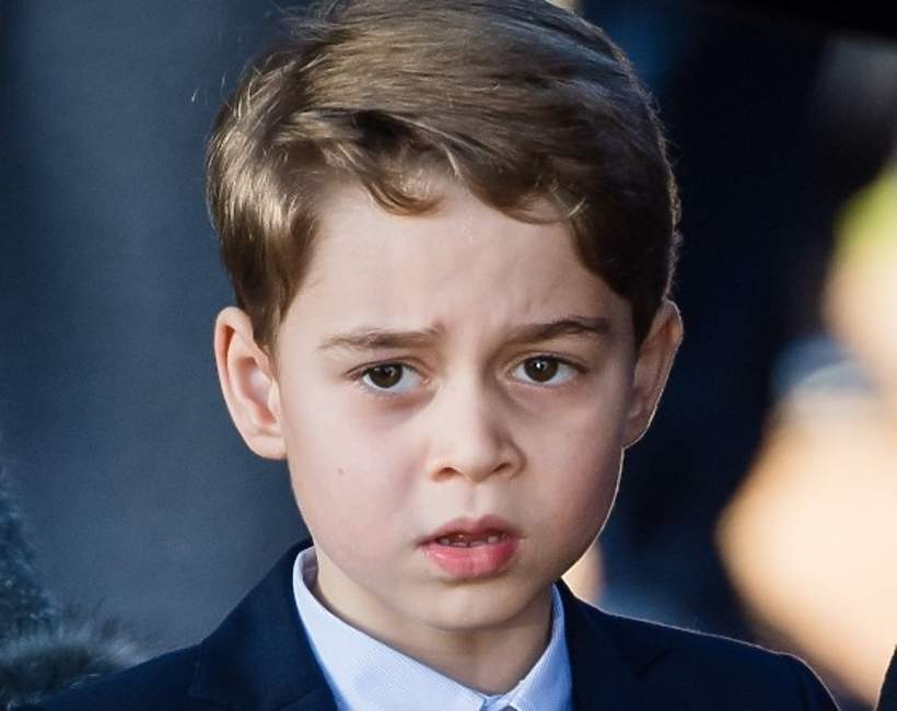 książę George list do Harry'ego