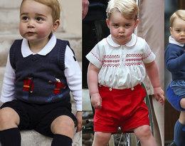Książę George skończył 3 latka