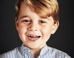 Książę George obchodzi dziś szóste urodziny. Pałac opublikował jego nowe oficjalne zdjęcia!