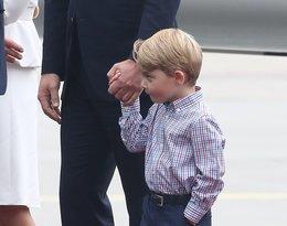 Książę George w Polsce