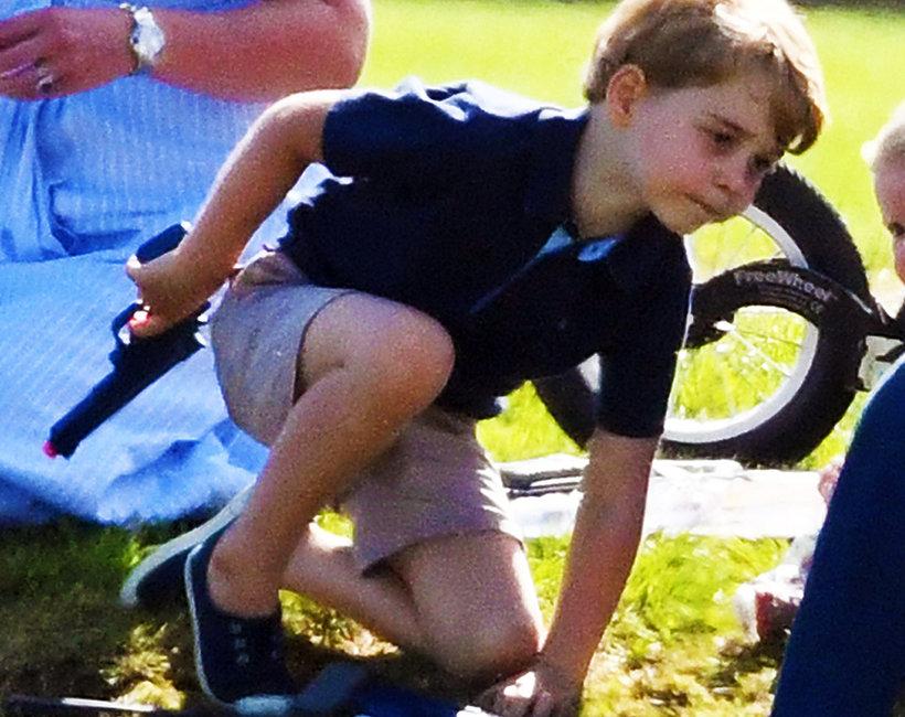 Książę George, zabawki księcia George'a