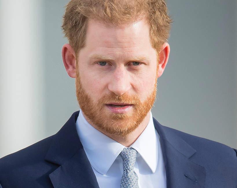 Książę Harry, była partnerka