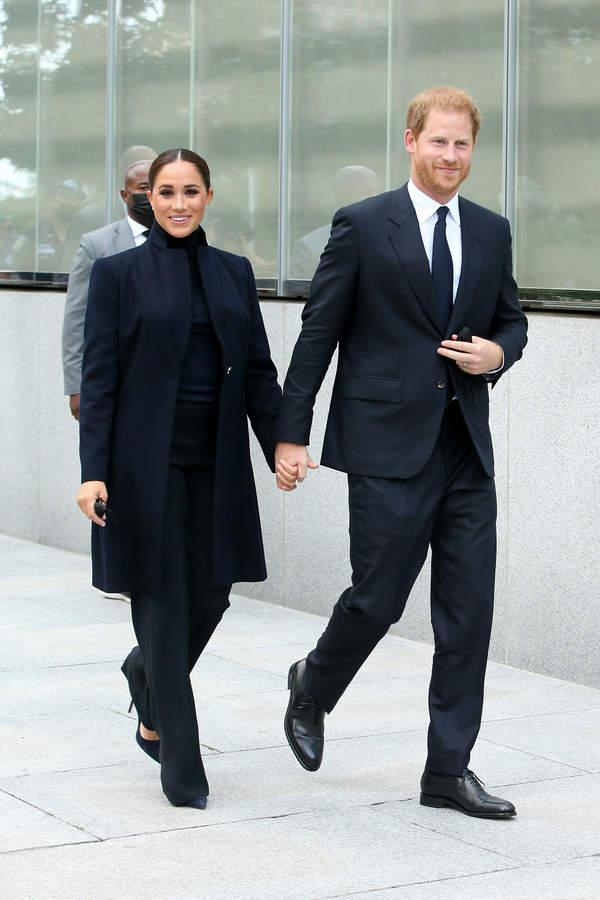 książę Harry i księżna Meghan 2021