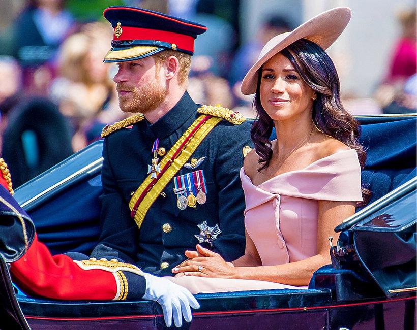 Książę Harry i księżna Meghan, Meghan Markle