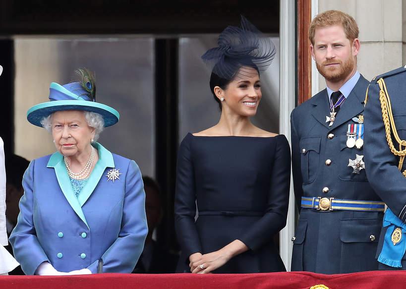 Książę Harry i księżna Meghan przylecą do Wielkiej Brytanii?