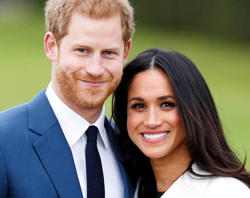 Książę Harry i księżna Meghan złożyli hołd księżnej Dianie
