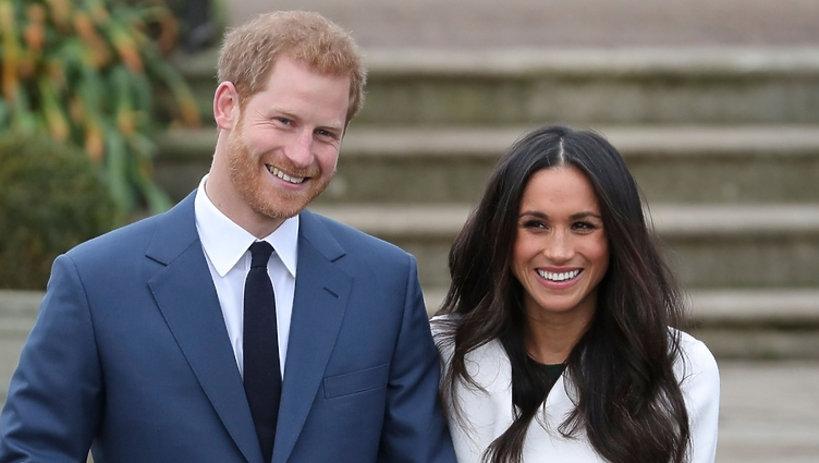 Książę Harry i Meghan Markle FB