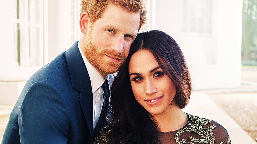 Książę Harry i Meghan Markle new