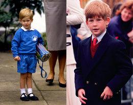 Księcia Harry'ego i Meghan Markle w dzieciństwie dzieliło wszystko!