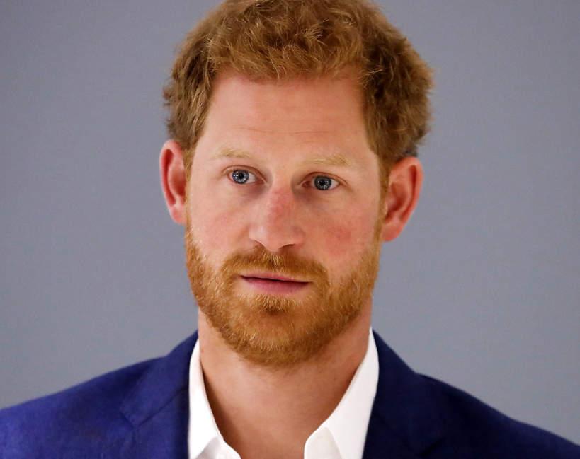 Książę Harry jest rasistą? Skandal z przeszłości
