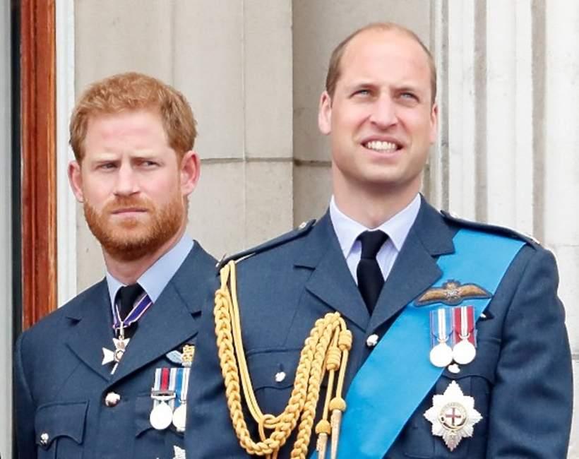 książę Harry, książęWilliam