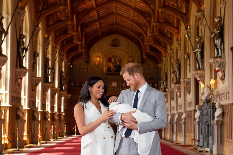 książę Harry, księżna Meghan, 2019