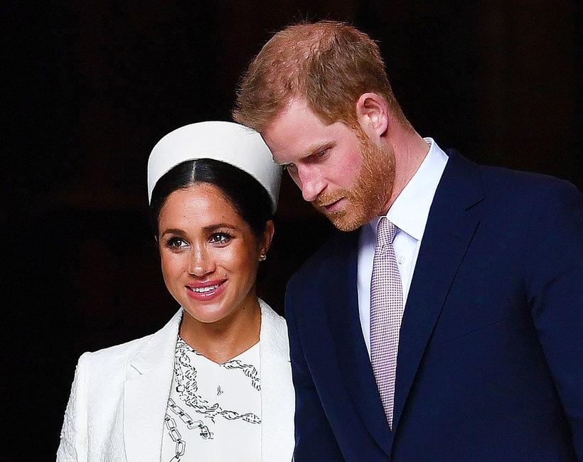 Książę Harry, księżna Meghan, Meghan Markle