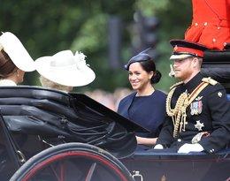 Książę Harry, księżna Meghan, Trooping The Colour