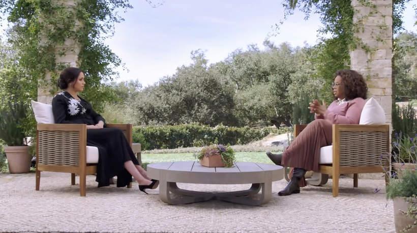 Książę Harry, księżna Meghan, wywiad Oprah Winfrey