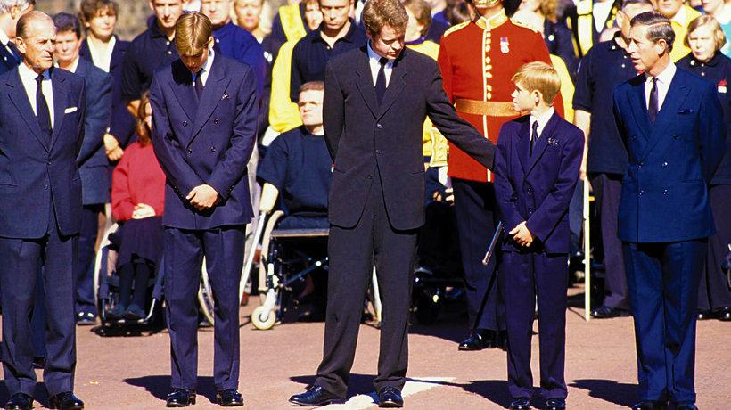 Książę Harry o pogrzebie matki MT