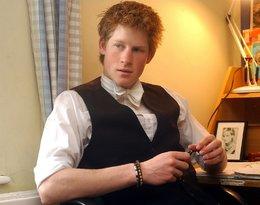 Książę Harry, pokój księcia Harry'ego, młody Harry, Harry w młodości