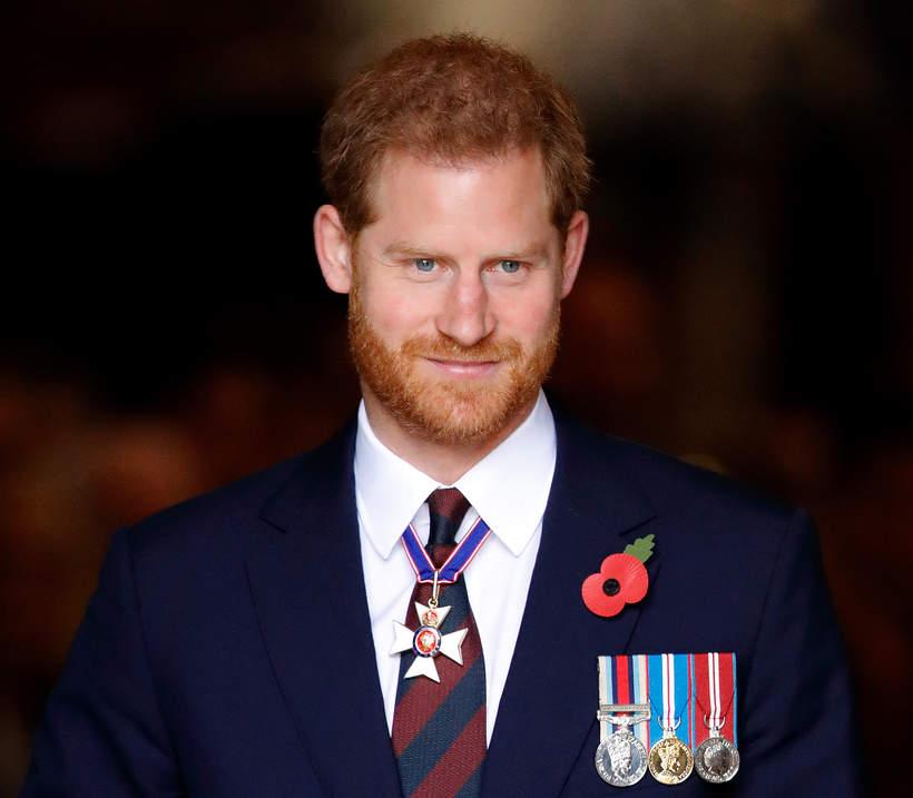 Książę Harry poruszająco o stracie matki