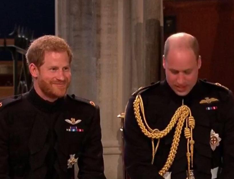 Książę Harry przed ślubem