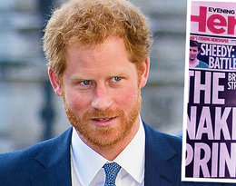 Książę Harry skandale MT