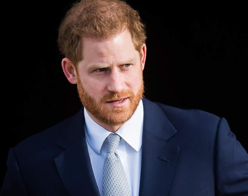 Książę Harry ujawnia kulisy królewskiego życia